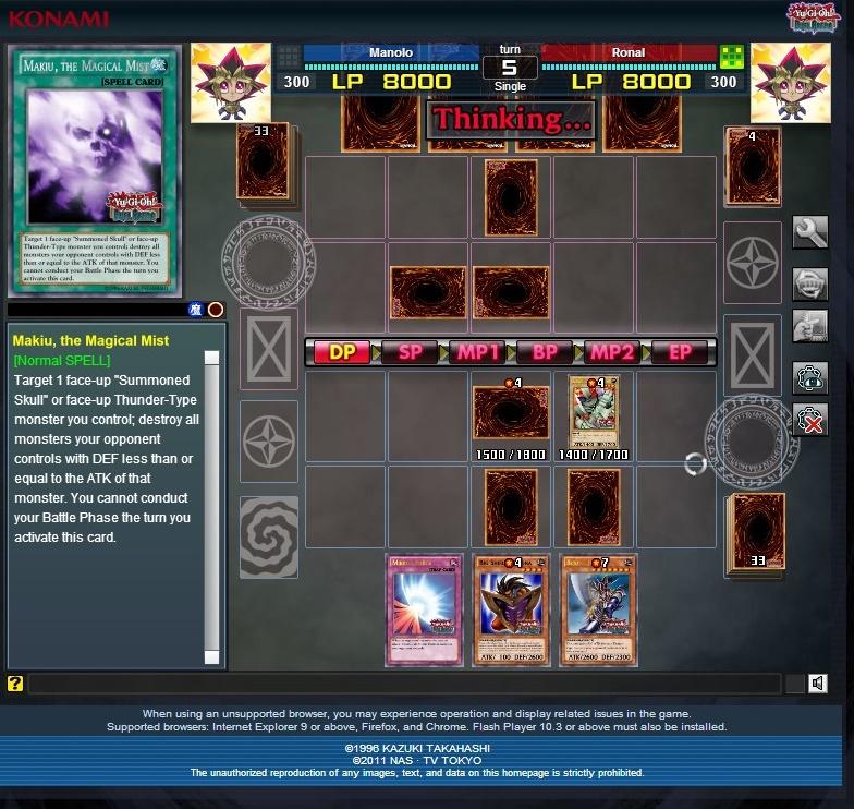 Yu-Gi-Oh! Duel Arena - Imagem 1 do software
