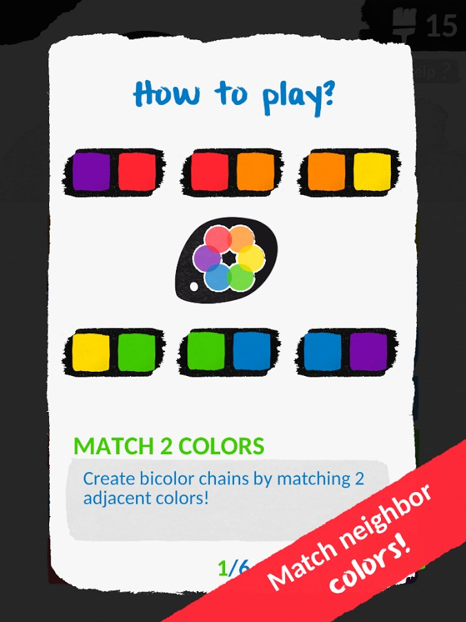 Kindly Colors - Imagem 2 do software