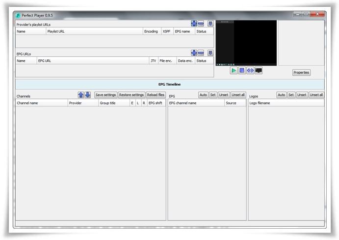 Perfect Player - Imagem 1 do software