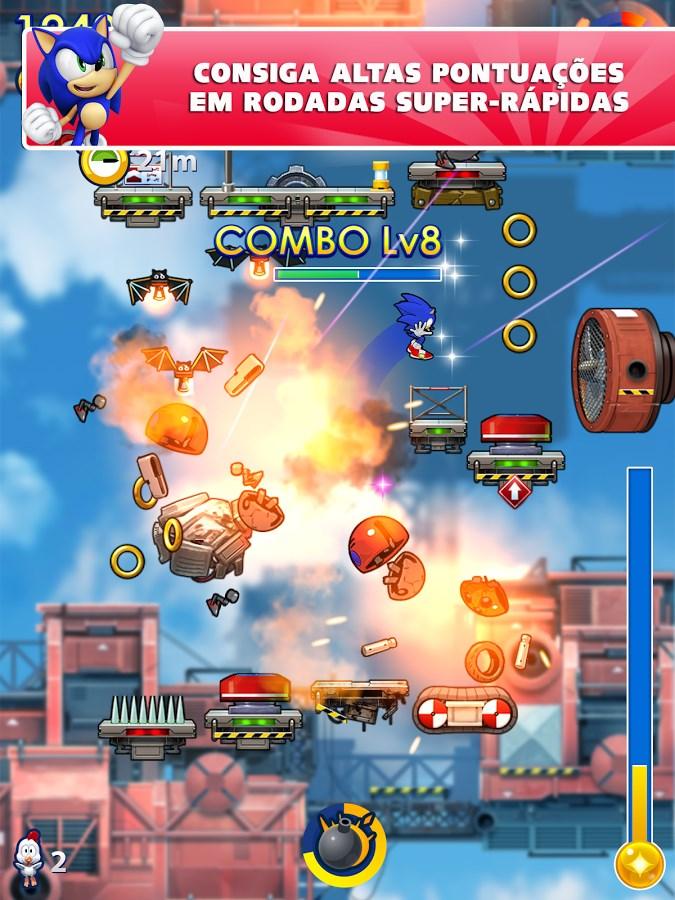 Sonic Jump Fever - Imagem 2 do software