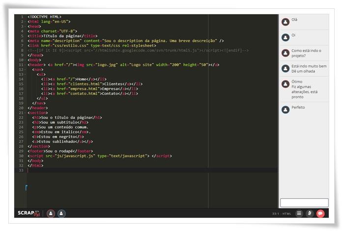 SCRAPfy - Imagem 1 do software
