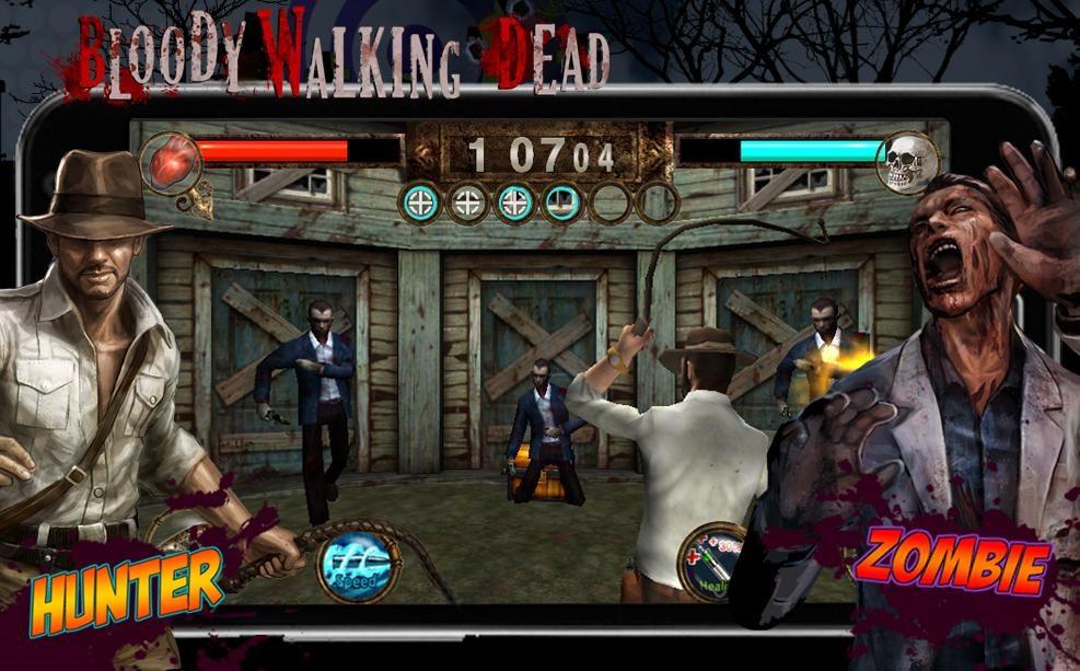 Heroes Zombies -Walking Dead - Imagem 1 do software
