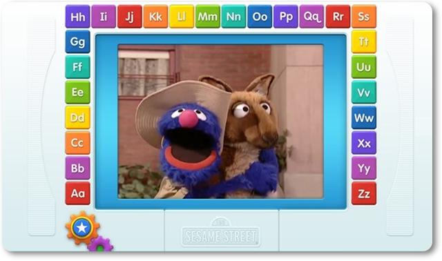 Elmo Loves ABCs - Imagem 1 do software