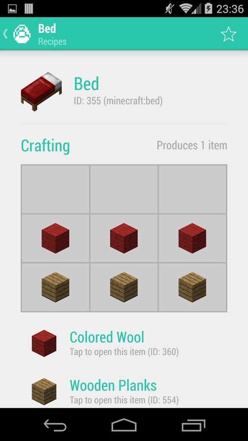 Craft - Minecraft Craft Guide - Imagem 1 do software