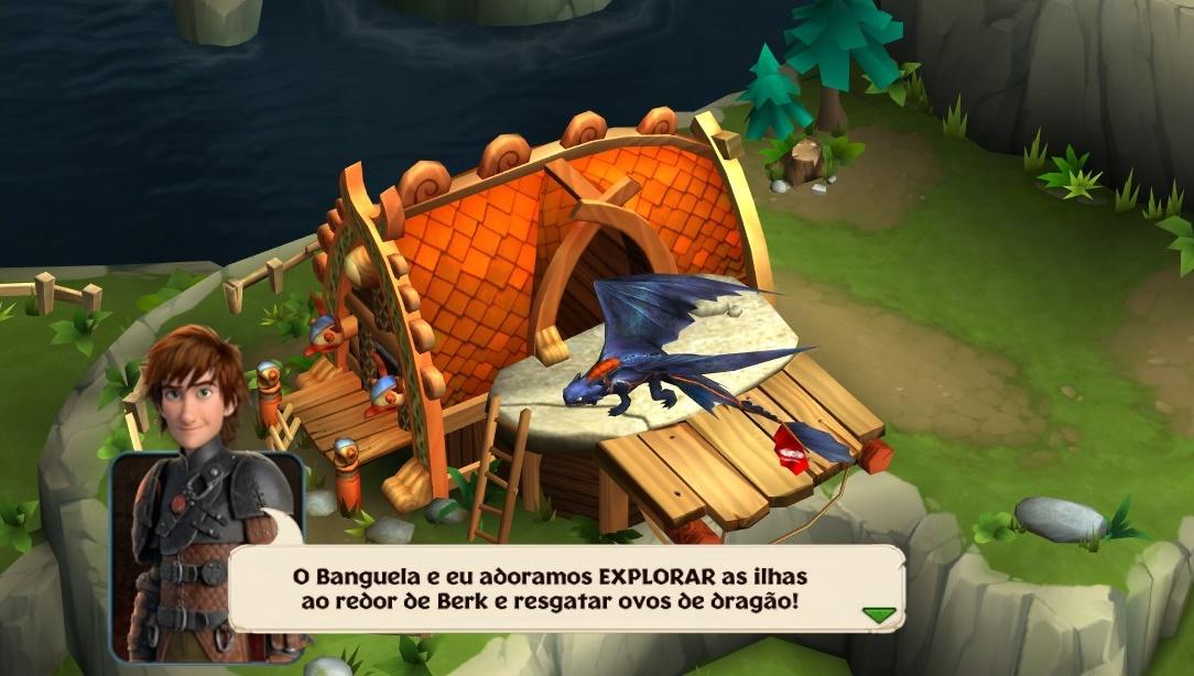 DreamWorks Dragons: Rise of Berk - Imagem 1 do software