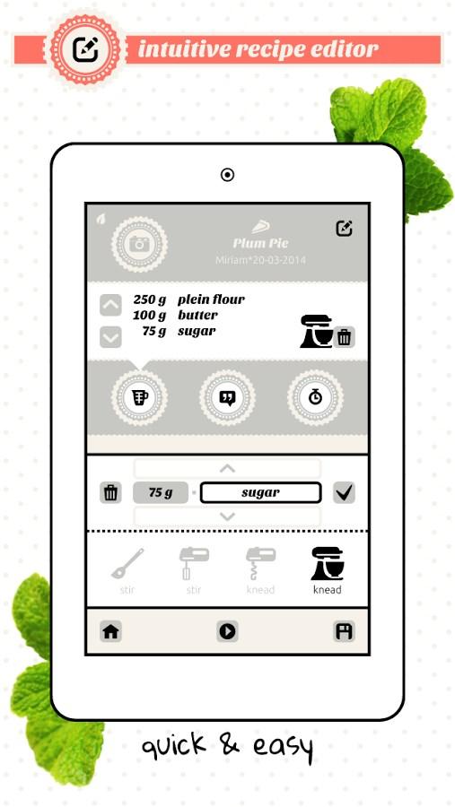 Flavourit - my cookbook - Imagem 2 do software