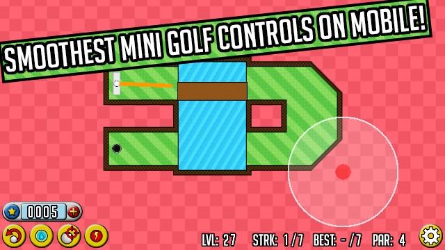 Summer Mini Golf - Imagem 1 do software