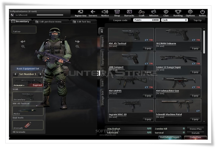 Counter-Strike Online - Imagem 4 do software