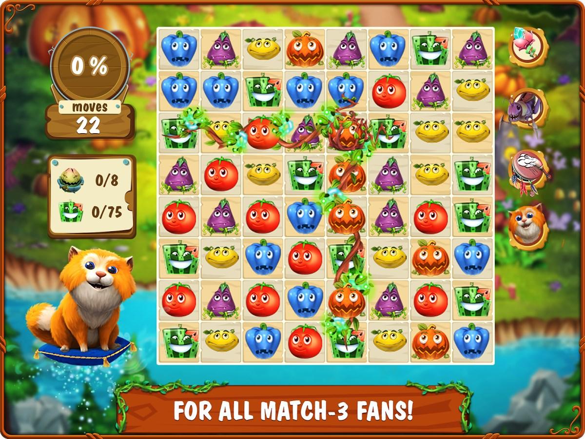 Magic Kitchen: match - 3 game - Imagem 1 do software