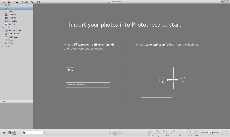 Phototheca - Imagem 1 do software