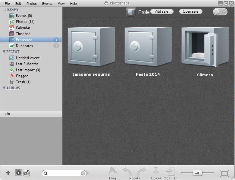 Phototheca - Imagem 2 do software