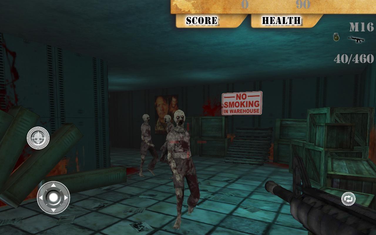 TOXIN Zombie Annihilation - Imagem 1 do software