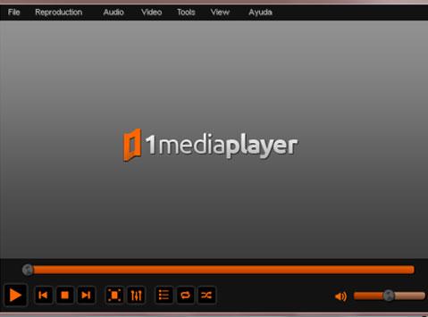 1MediaPlayer - Imagem 3 do software