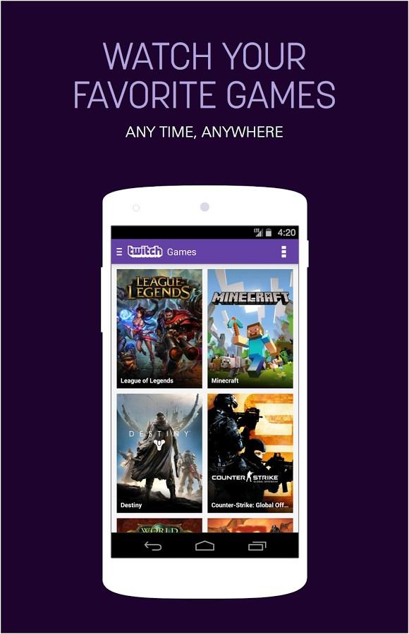 Twitch - Imagem 1 do software