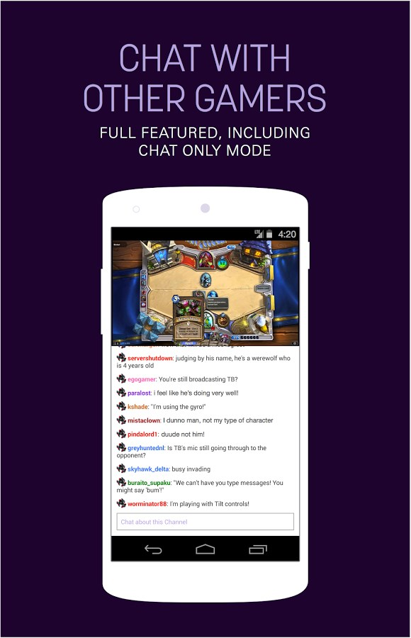 Twitch - Imagem 2 do software