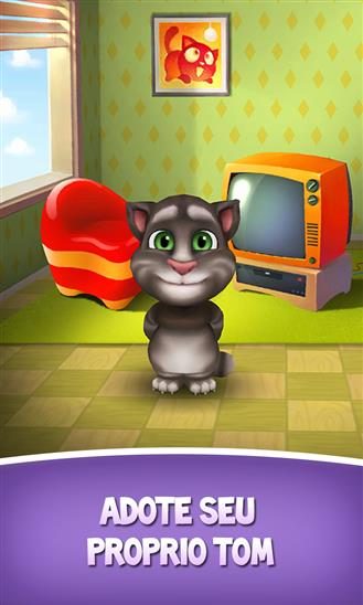 My Talking Tom - Imagem 1 do software