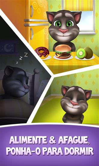 My Talking Tom - Imagem 2 do software