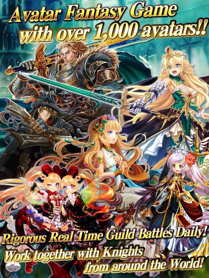 Knights of Excalibur (RPG) - Imagem 2 do software
