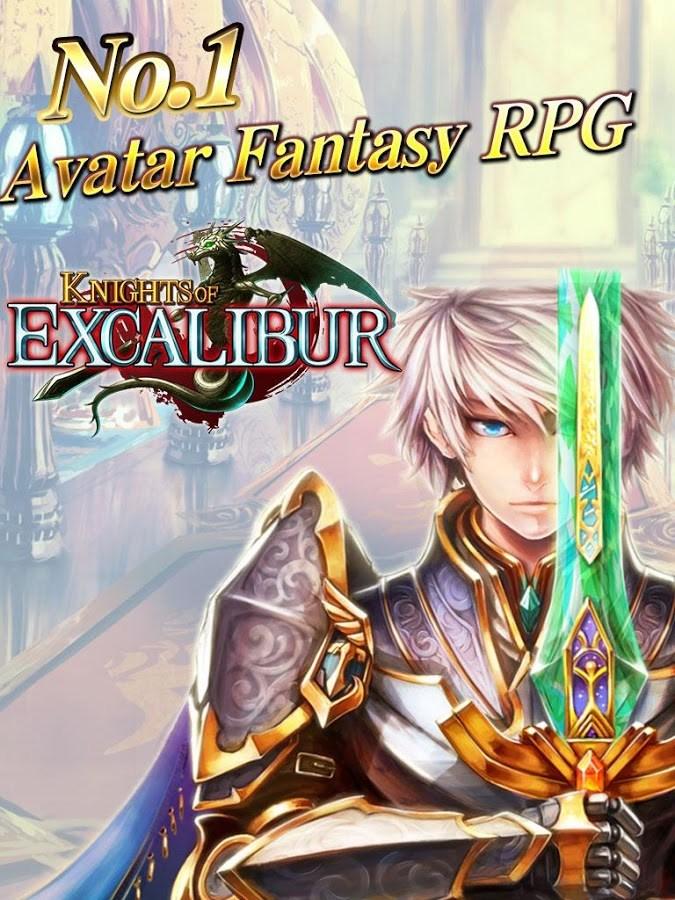Knights of Excalibur (RPG) - Imagem 1 do software