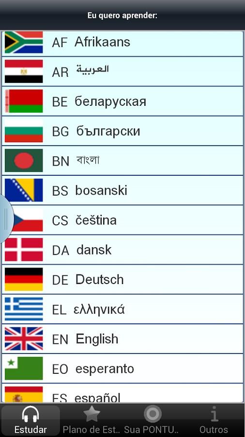 50 languages com