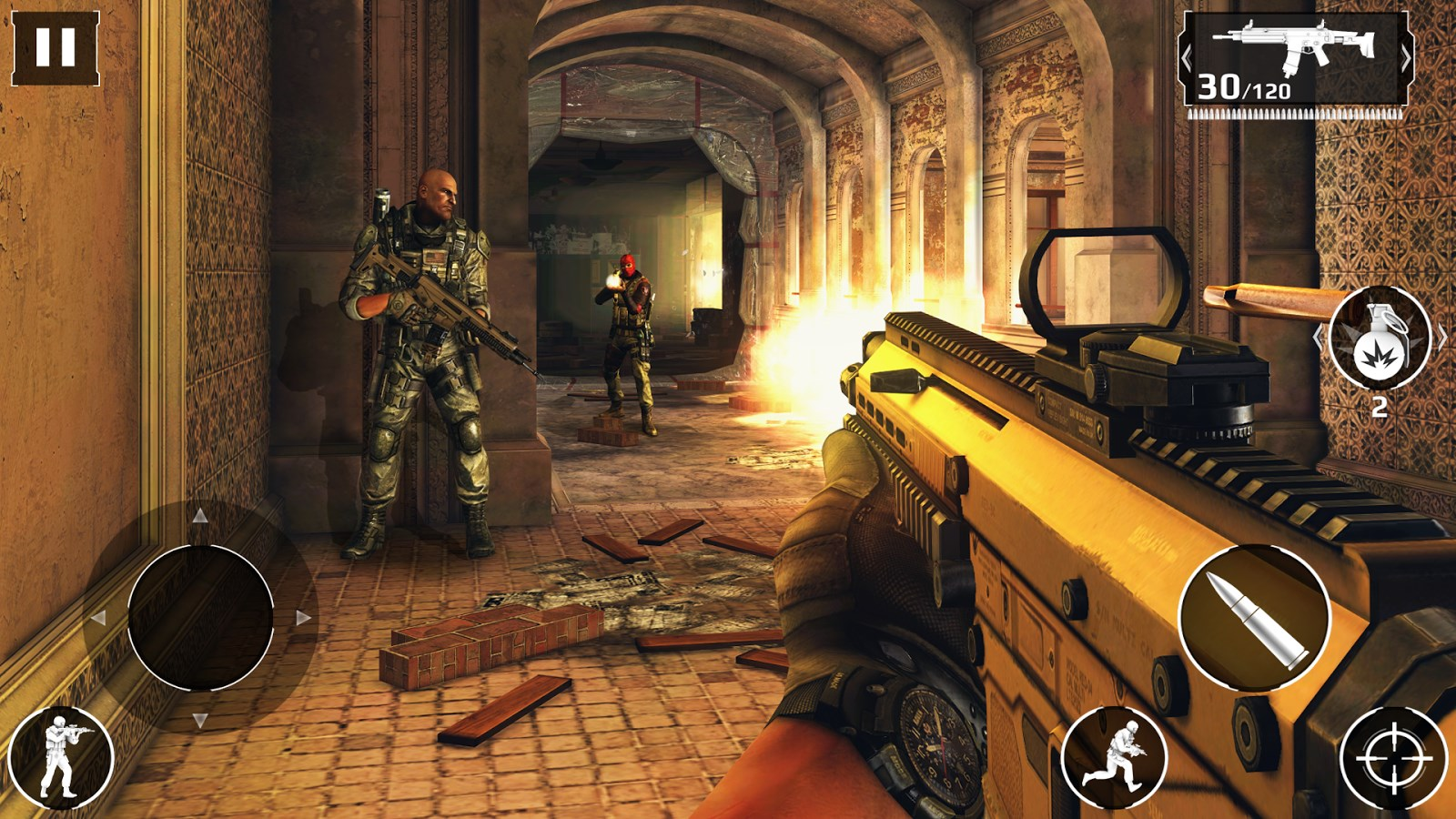 Modern Combat 5: Blackout - Imagem 2 do software