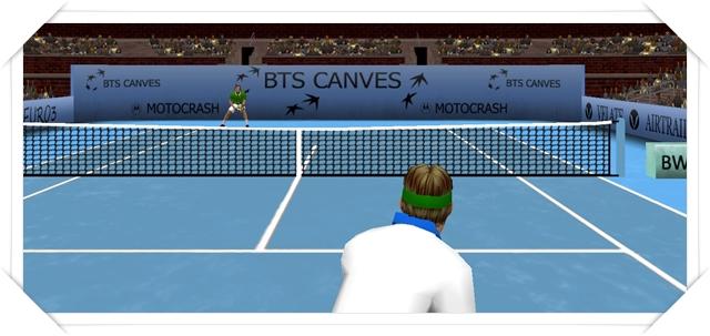 First Person Tennis World Tour - Imagem 1 do software