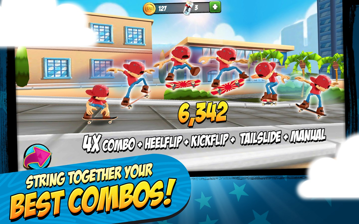 Epic Skater - Imagem 1 do software