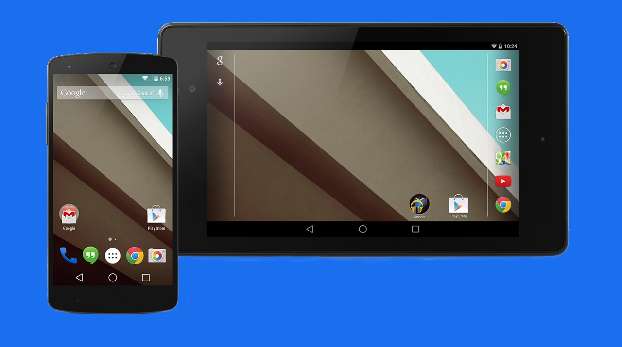 Android L Wallpapers HD - Imagem 1 do software