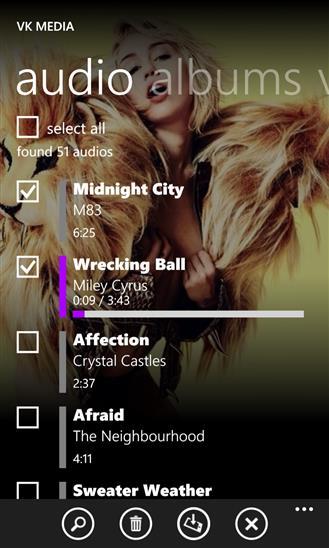 One Media Player - Imagem 1 do software