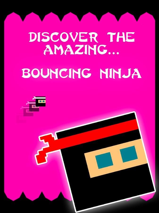 Bouncy Ninja - Imagem 1 do software