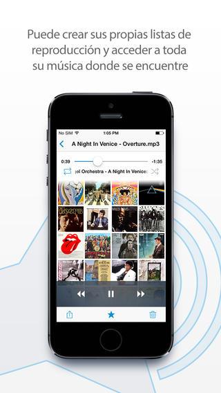 4shared Mobile - Imagem 1 do software