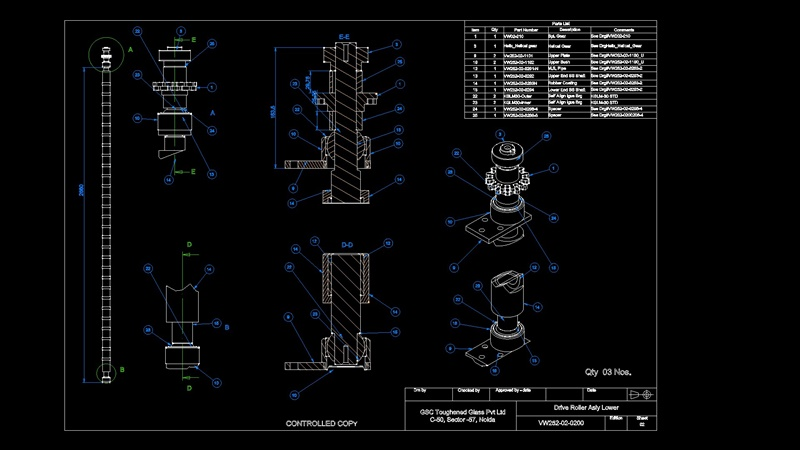 AutoCAD 360 - Imagem 1 do software
