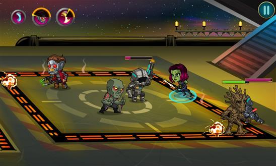 Guardiões da Galáxia: A.U. - Imagem 1 do software