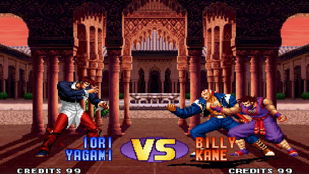 THE KING OF FIGHTERS `98 - Imagem 1 do software