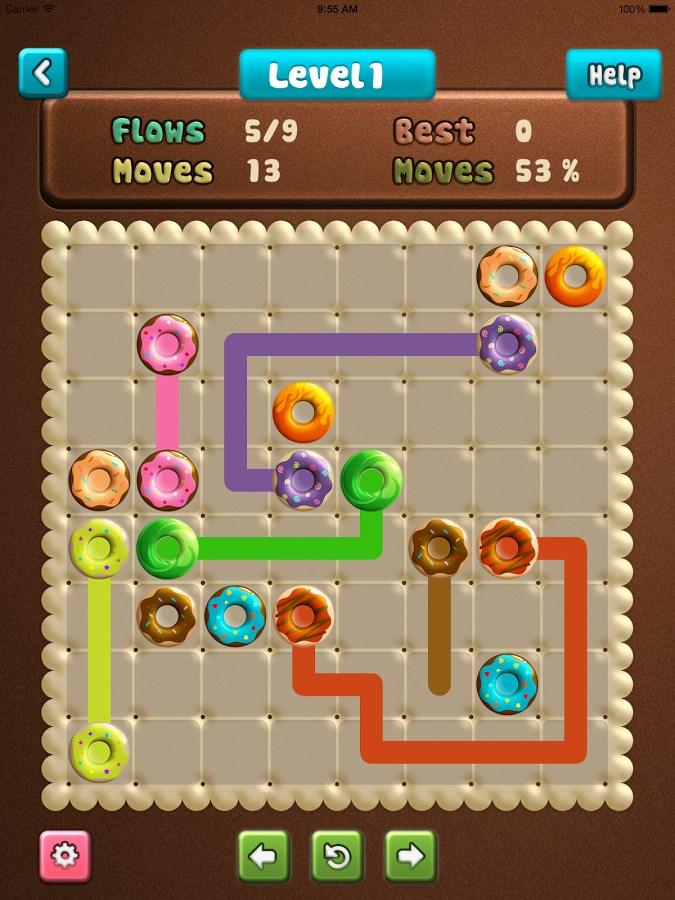 Donut Flow Saga - Imagem 1 do software