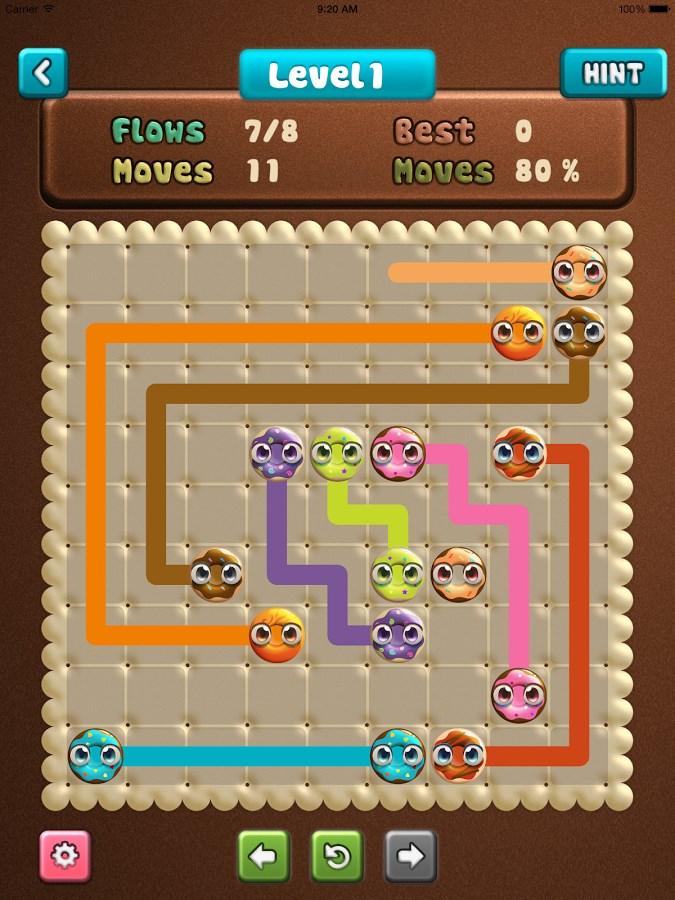 Donut Flow Saga - Imagem 2 do software