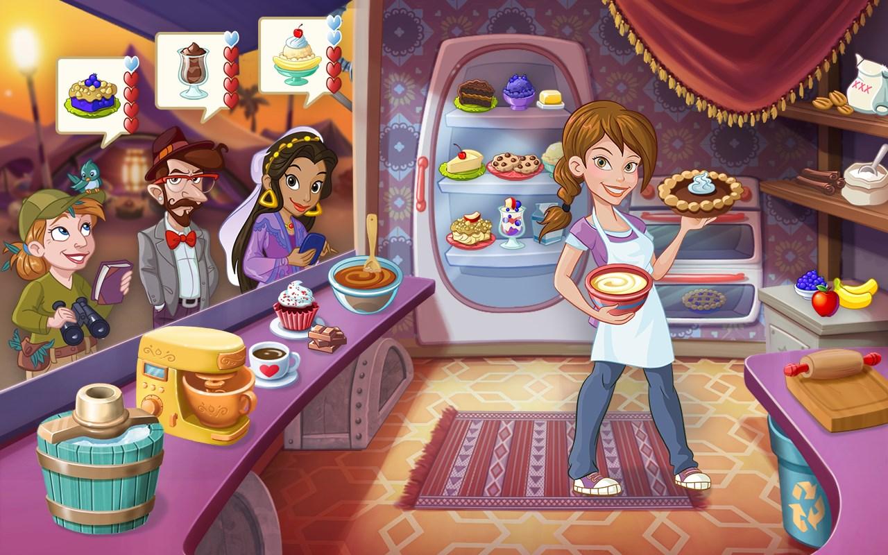 Kitchen Scramble - Imagem 1 do software