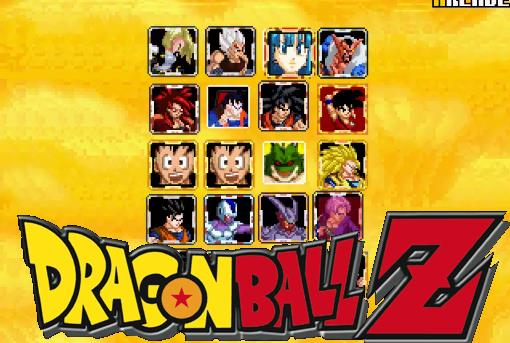 DBZ MUGEN FRS GAMES TRIBUTE - Imagem 1 do software