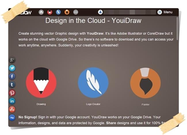 YouiDraw - Imagem 1 do software