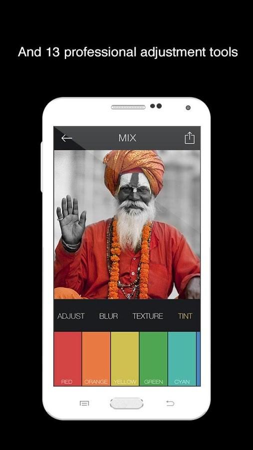 MIX by Camera360 - Imagem 2 do software