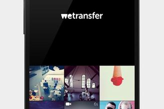 WeTransfer Download para Android Grátis