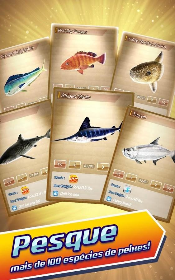 Real Fishing 2014 - Imagem 1 do software