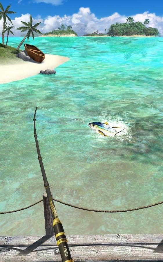 Real Fishing 2014 - Imagem 2 do software