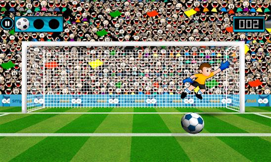Super Penalty - Imagem 3 do software