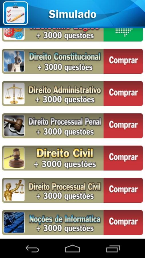 Concurso Público - Imagem 1 do software