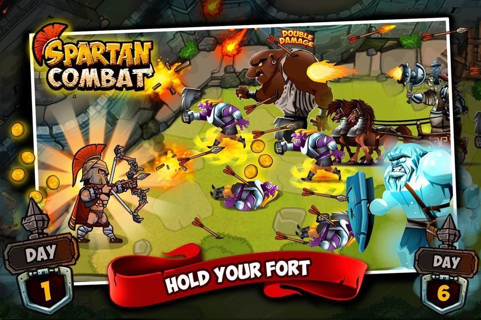 Spartan Combat - Imagem 1 do software