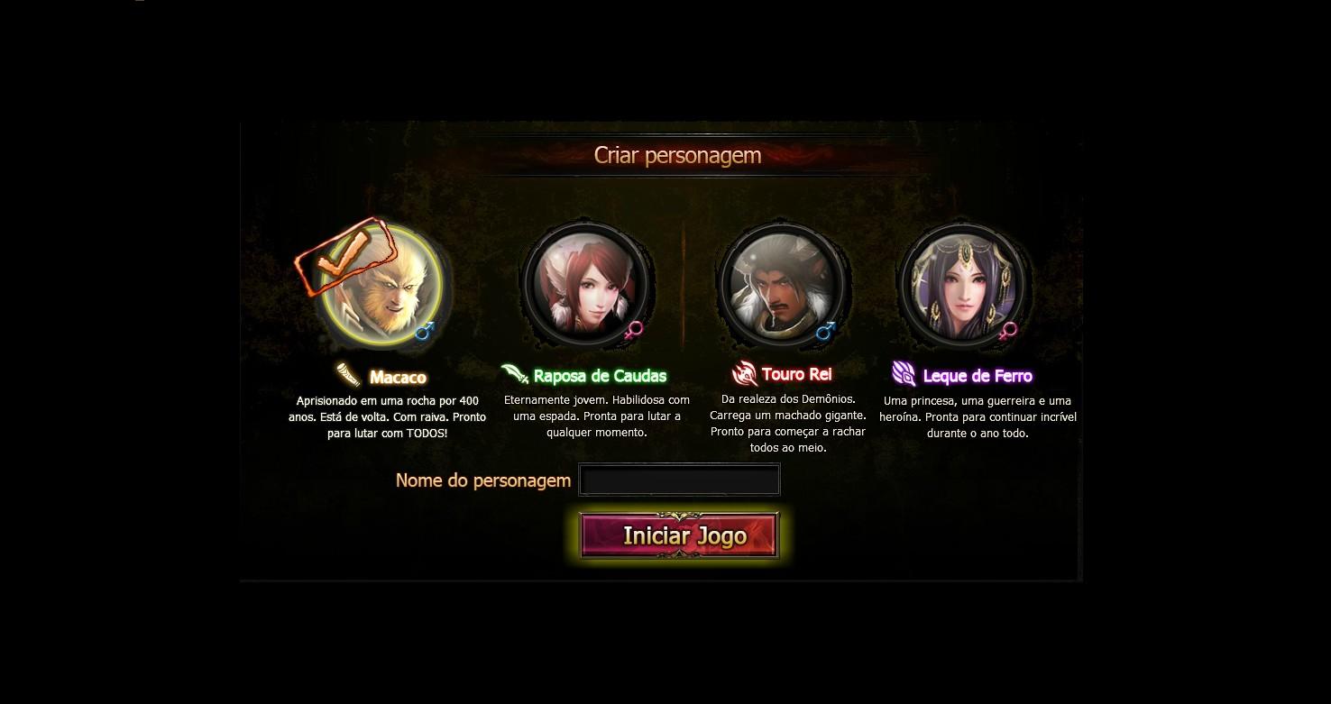 Wukong Saga - Imagem 2 do software