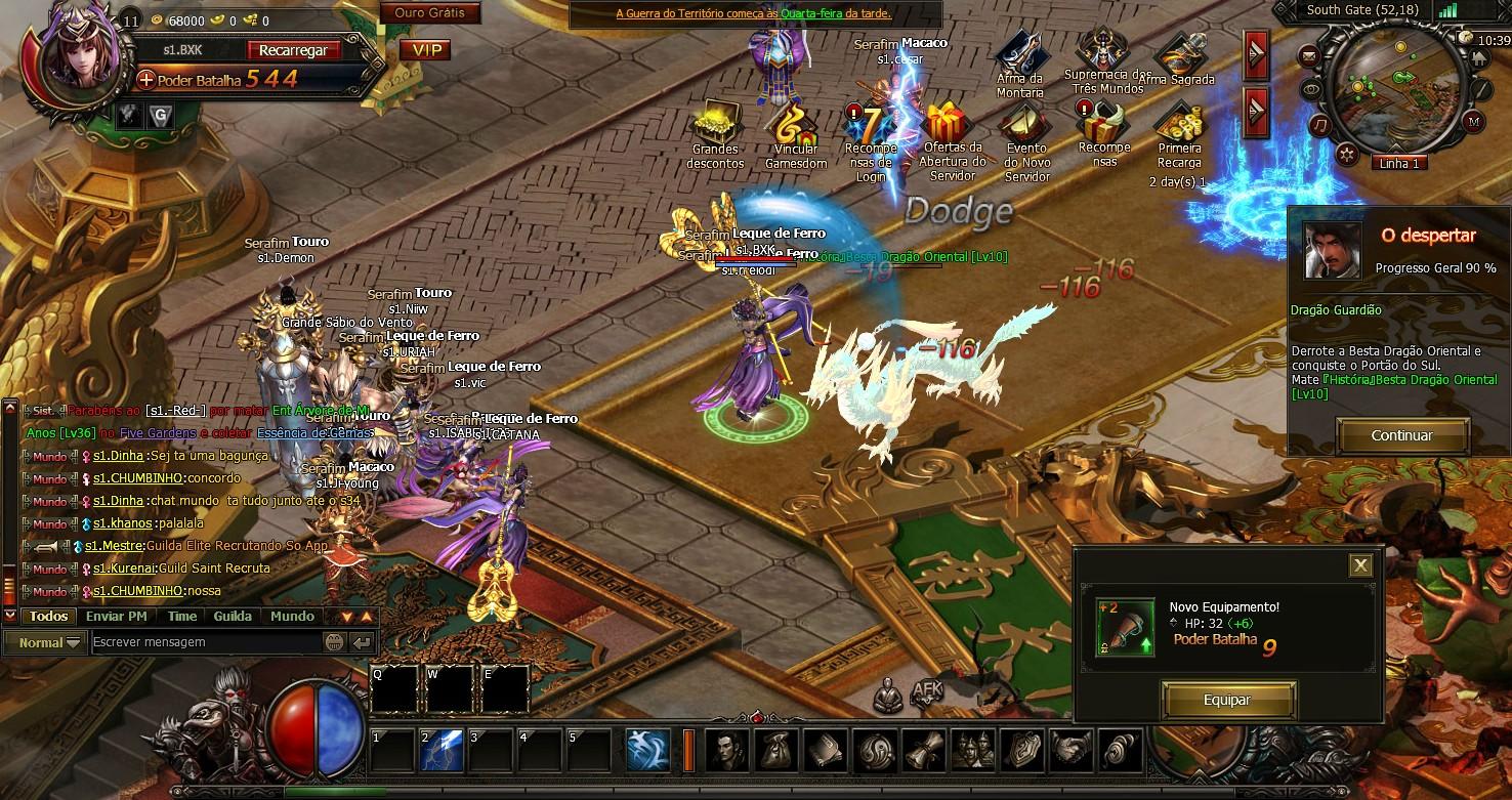 Wukong Saga - Imagem 3 do software