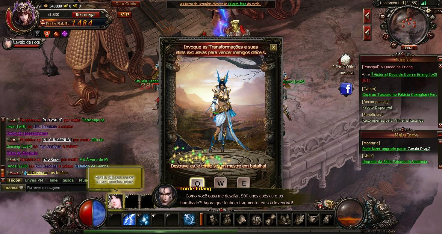 Wukong Saga - Imagem 4 do software