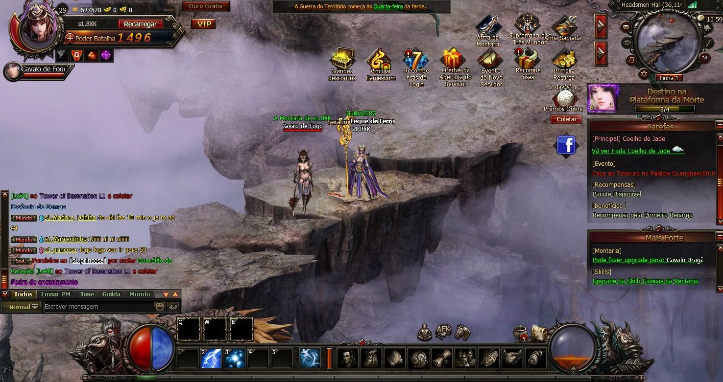 Wukong Saga - Imagem 6 do software
